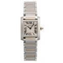 Cartier FEMME 20MM ARGENT ACIER BRACELET W51007Q4