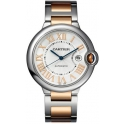 Cartier Homme 42mm Inoxydable Rose