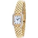 Orphelia - Mon-7027 - Montre Femme - Or 18 Carats - Diamants 0.3 Cts -